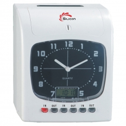 Silicon Electronic Time Recorder Machine – TR-7700