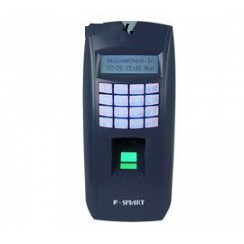 Silicon Fingerprint Time Recorder Machine FTA-F-smart