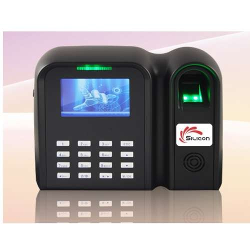 Silicon Fingerprint Time Recorder Machine FTA-QC