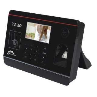Silicon Fingerprint Time Recorder Machine TA20