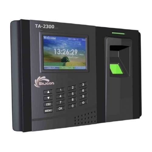 Silicon Fingerprint Time Recorder Machine – TA-2300