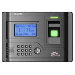 Silicon Fingerprint Time Recorder Machine – TA-2200