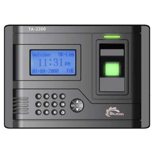Silicon Fingerprint Time Recorder Machine – TA-2200