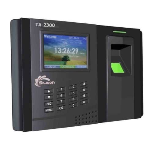 Silicon Fingerprint Time Recorder Machine – TA-2300 + RFID
