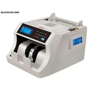 Silicon money counting machine – New generation MC-6000