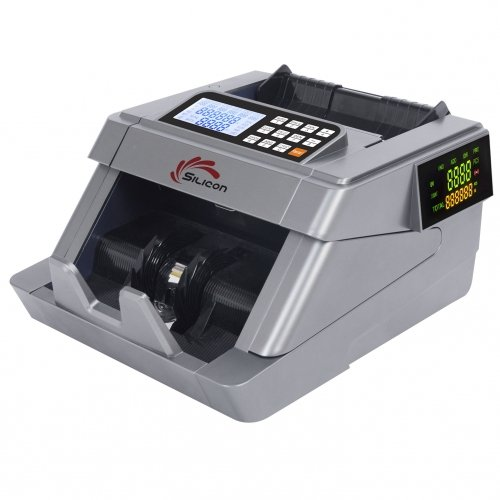Silicon money counting machine – New generation MC-7600
