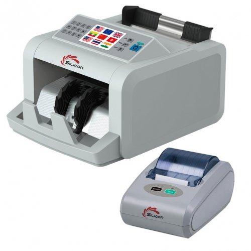 Silicon money counting machine – New generation MC-7Plus (Combo)