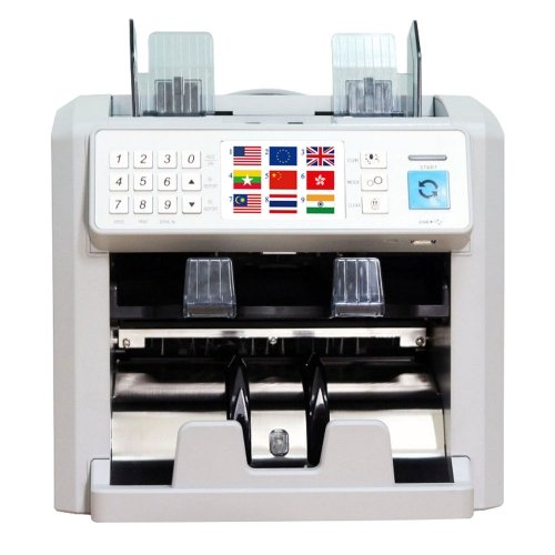 Silicon money counting machine – New generation MC-8Plus