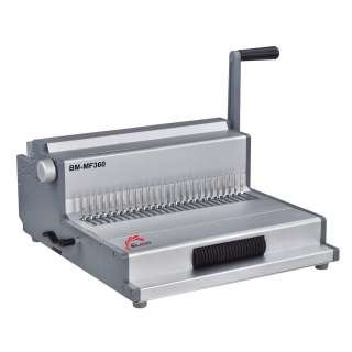 Silicon Multinational Binding Machine BM-MF360