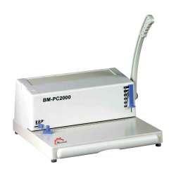 Silicon Spiral Coil Binding Machine BM-PC2000