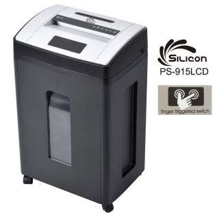Silicon paper shredder PS-915LCD