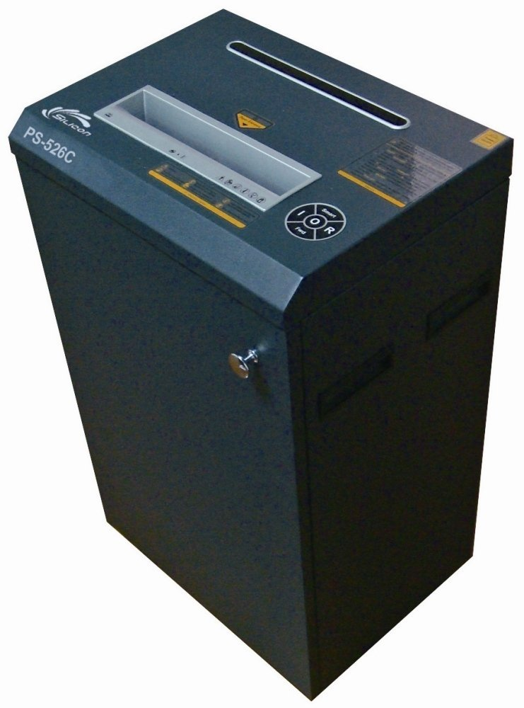 Silicon paper shredder PS-526C
